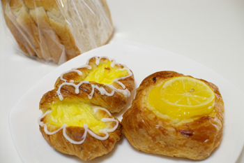「ラール&ブーランジェリー レ・サンス 横浜元町店」のパン
