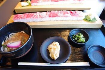 横浜西口にある魚介料理のお店「マグロバンク ウオキン」のランチ