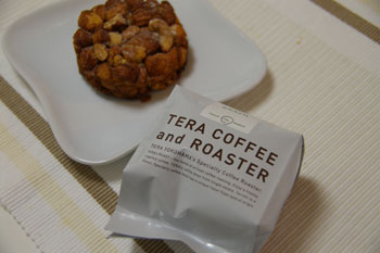 横浜白楽にあるコーヒーショップ「TERA COFFEE」のコーヒー