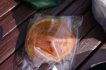 横浜ベイサイドマリーナのパンまつりのパン