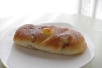 横浜たまプラーザにあるパン屋「ひと粒の麦」のパン