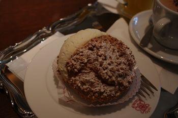 横浜みなとみらいにあるカフェ「ANTICO CAFFE」のデザート