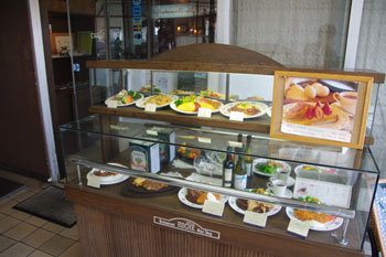 横浜山手のおいしい洋食レストラン「ロシュ」のメニュー