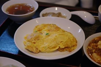 川崎にある中華料理店「成喜 」のランチ