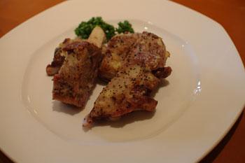 横浜鶴見にあるスペアリブのお店「プライム・リブ」のお肉
