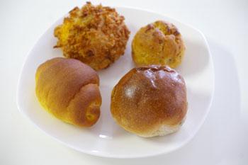 横浜たまプラーザにあるパン屋さん「ベッカライ徳多朗」のパン