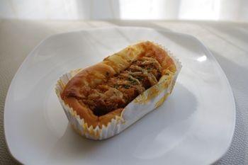 横浜関内にあるパン屋さん「レェ・グラヌーズ」のパン