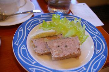 横浜金沢文庫にあるおいしいパン屋「ブレドール」のプレート