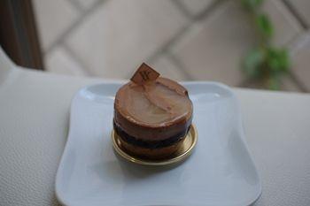 横浜北山田のケーキショップ「YUJI AJIKI」のケーキ