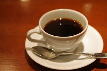 伊勢原にあるイタリアン「リストランテ アルベロベッロ」のコーヒー