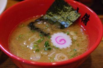 川崎にあるつけ麺のお店「玉 赤備」のつけ麺