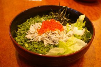 横浜元町のおいしいパスタ屋さん「J PASTA」のしらすパスタ