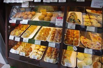 横浜綱島にあるパン屋「ツナシマパン」のパン