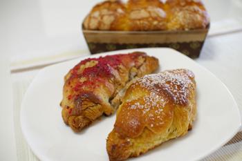 「ラ・ブティック・ドゥ・ジョエル・ロブション」のパン