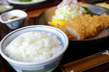 横浜みなとみらいの豚肉創作料理のお店「やまと」のとんかつ
