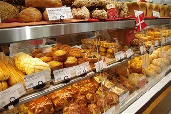 そごう横浜店にあるパン屋「アンデルセン」のパン