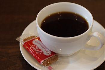 新横浜にあるカフェ「ポティエコーヒー」のコーヒー
