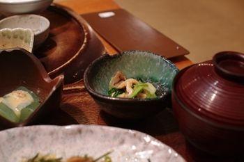 横浜相鉄ジョイナスにある和食お店「えん」のランチ