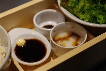 川崎武蔵小杉にあるお好み焼き屋「ぎゅんた」のソース