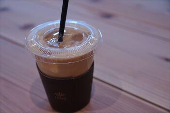 「ゼブラ コーヒーアンドクロワッサン」のカフェ