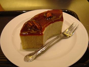 横浜ベイクォーター「ヴィクトワール」のケーキ