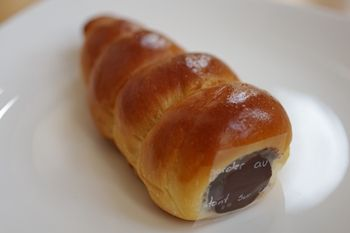 横浜青葉台にあるパン屋「サシハタベーカリー」のパン