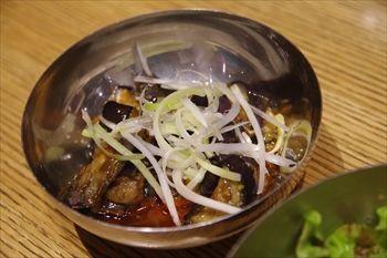 武蔵小杉にある餃子専門店「原宿餃子楼」のサイドメニュー