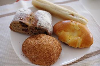 横浜たまプラーザのパン屋「ラ ベリコリーヌ」のパン