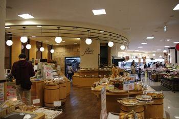 横浜センター北にあるパン屋さん「フルリール」の外観
