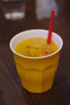 新横浜にあるカフェ「ポティエコーヒー」のジュース