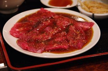 新横浜にある焼肉屋「焼肉 横濱 慶州苑」の焼肉ランチ