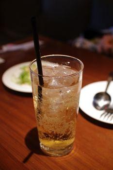横浜ランドマークプラザのレストラン「JO'S BAR」のドリンク