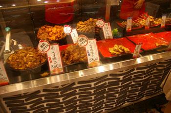 トレッサ横浜のおいしい鳥のお惣菜屋さん「北新地 鳥や」