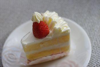 横浜星川にある洋菓子店「トゥジェール」のケーキ