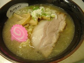 そごう横浜店「北海道の物産と観光展」での伝説の塩ラーメン