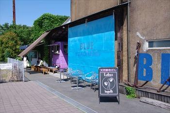 横浜みなとみらいにあるパン屋「横浜ロータス」の外観