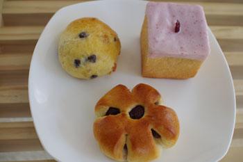 横浜野島にあるパン屋「Pain d' ile(パン・ド・イル)」のパン