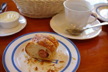 横浜金沢文庫にあるおいしいパン屋「ブレドール」のパン