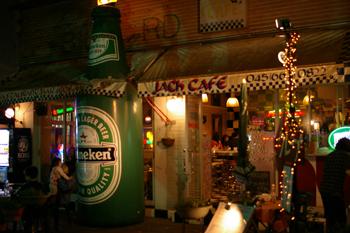 横浜日本大通のジャックカフェ
