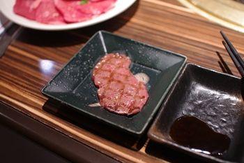 横浜元町にある焼肉屋さん「食彩和牛 しげ吉」のお肉