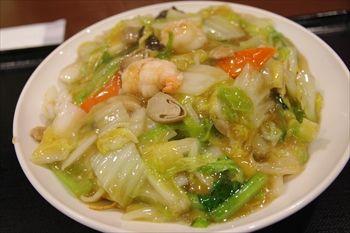 新横浜にある中華料理店「華正樓」のランチ
