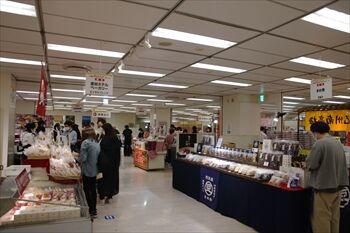 そごう横浜店のご当地グルメフェア
