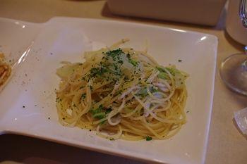横浜藤が丘にあるイタリアンレストラン「ア・カーサ・ミア」のランチ