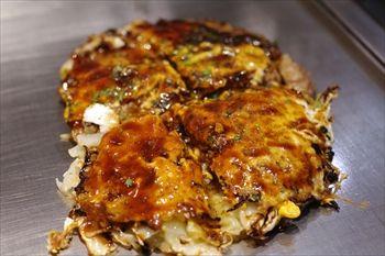 川崎武蔵小杉にあるお好み焼き屋「ぎゅんた」のランチ