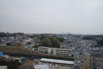 キュービックプラザ新横浜にある「梅蘭」の店内