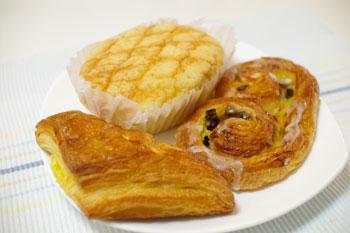 横浜高島屋のおいしいパン屋「PECK(ペック)」のパン