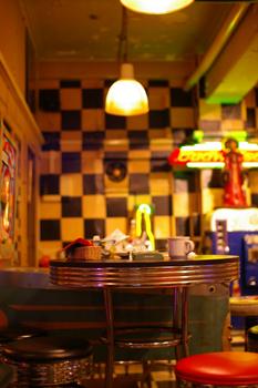 横浜日本大通のジャックカフェの店内2