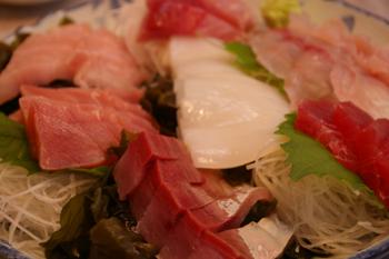 三崎漁港の定食屋「まるいち」の地魚定食