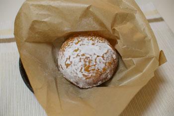 キュービックプラザ新横浜の「梅芯庵」のあんドーナツ