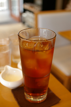 横浜元町のカフェ「kaoris(カオリズ)」のドリンク